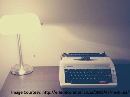 A Writers Desk