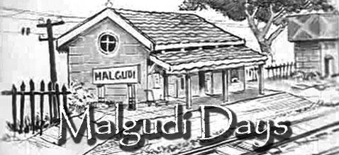 R.K. Narayan… The man behind 'Malgudi Days'