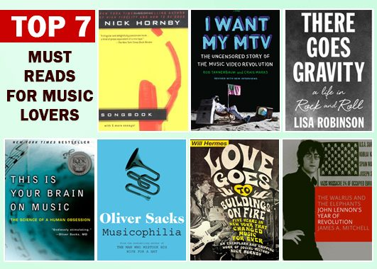 7 Books Music Lovers Must Read This Winter