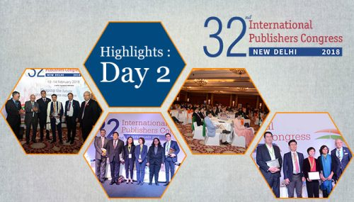 32nd International Publishers Congress – Day 2