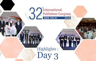 32nd International Publishers Congress – Day 3