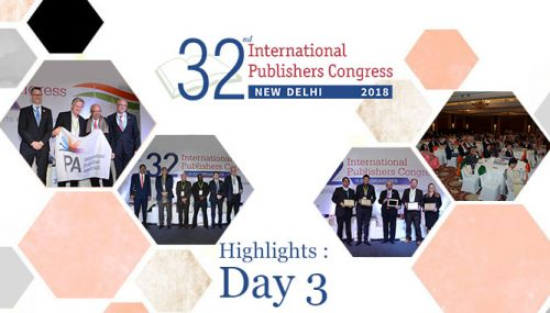 32nd International Publishers Congress – Day 3