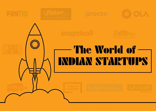 Indian Startup Ecosystem- A Bird's-eye View